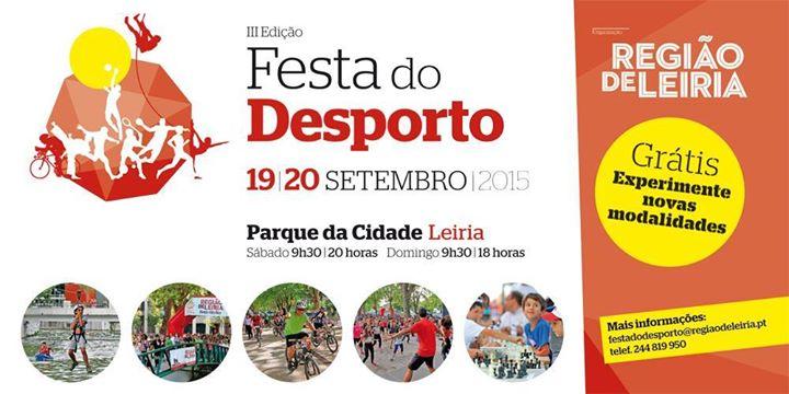 Festa do Desporto 2015