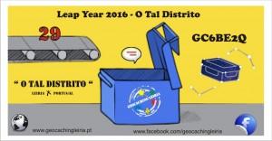 Leap Year 2016 - O Tal Distrito