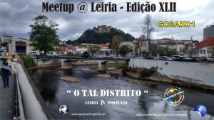 Meetup@Leiria - Edição XLII - Fevereiro