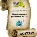 GC4YT59 - Capa Evento_Fim de Semana por terras do Lis_4