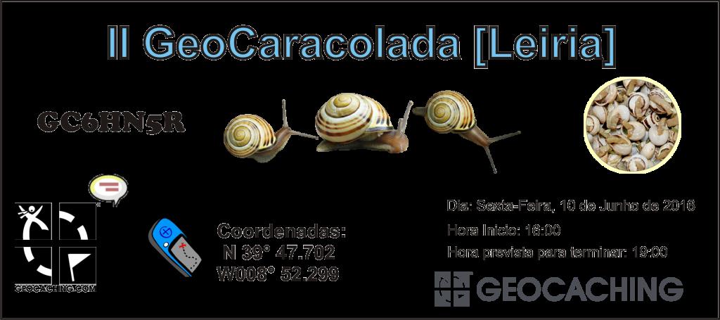 II GeoCaracolada [Leiria]