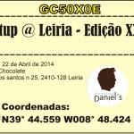 Meetup@Leiria Abril 2014 - Edição XXI