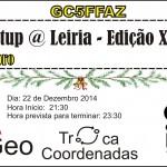 Meetup@Leiria Dezembro 2014 - Edição XXIX