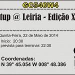 Meetup@Leiria Maio 2014 - Edição XXII