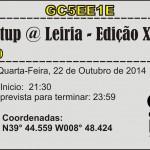 Meetup@Leiria Outubro 2014 - Edição XXVII