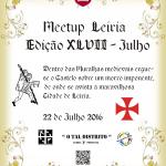 Meetup@Leiria - Edição XLVII - Julho