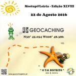 Meetup@Leiria - Edição XLVIII - Agosto