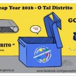 3 - Leap Year 2016 - O Tal Distrito
