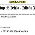 Meetup@Leiria - Edição XLIII - Março