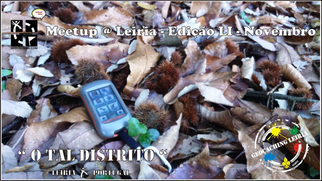 Meetup@Leiria - Edição LI - Novembro