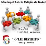 Meetup@Leiria - Edição LII - Dezembro