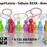 Meetup@Leiria - Edição XLIX - Setembro