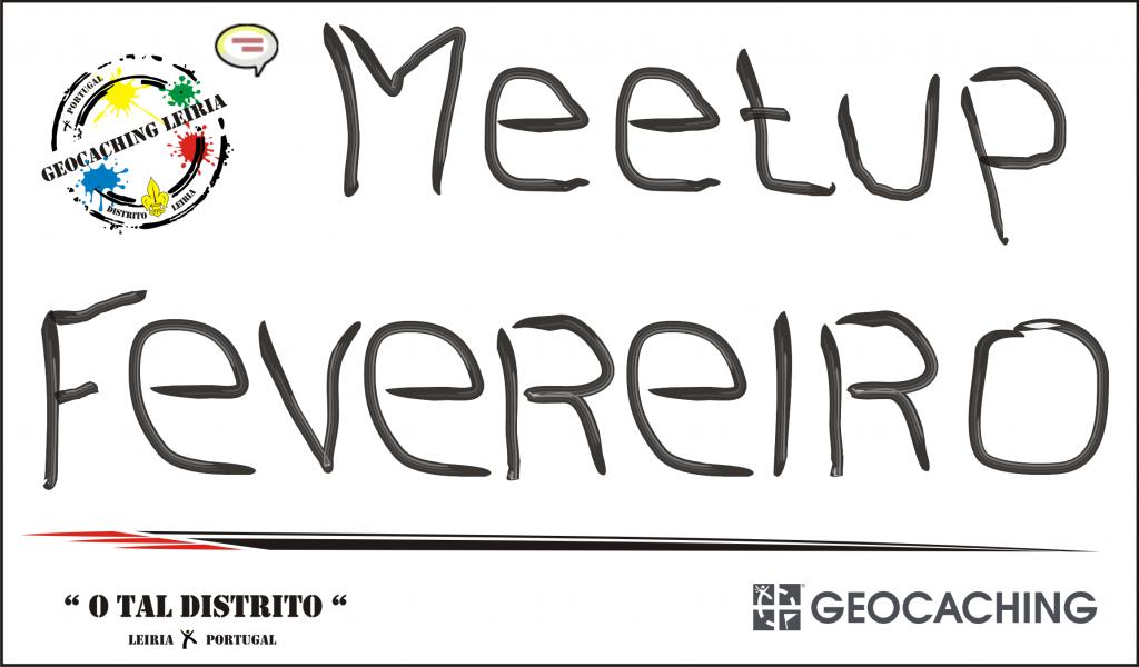 Meetup@Leiria - Edição LIV - Fevereiro